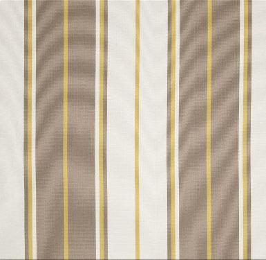 belladura eco friendly indoorout summer tide stripe stone light gold fabricdotcom