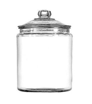 2gallon glass jar