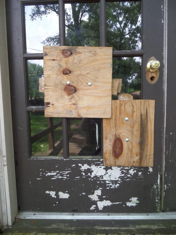 French door etheridge before closeup