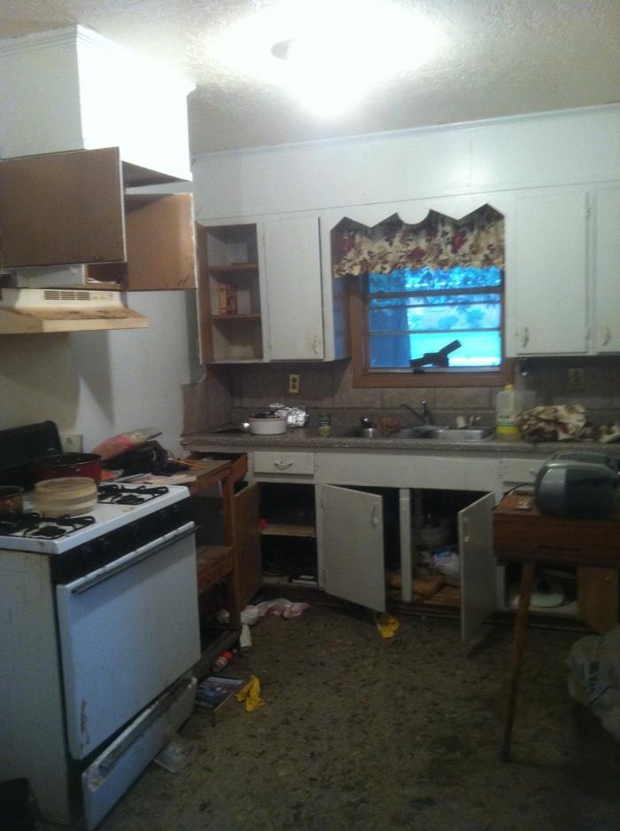 missouri kitchen before