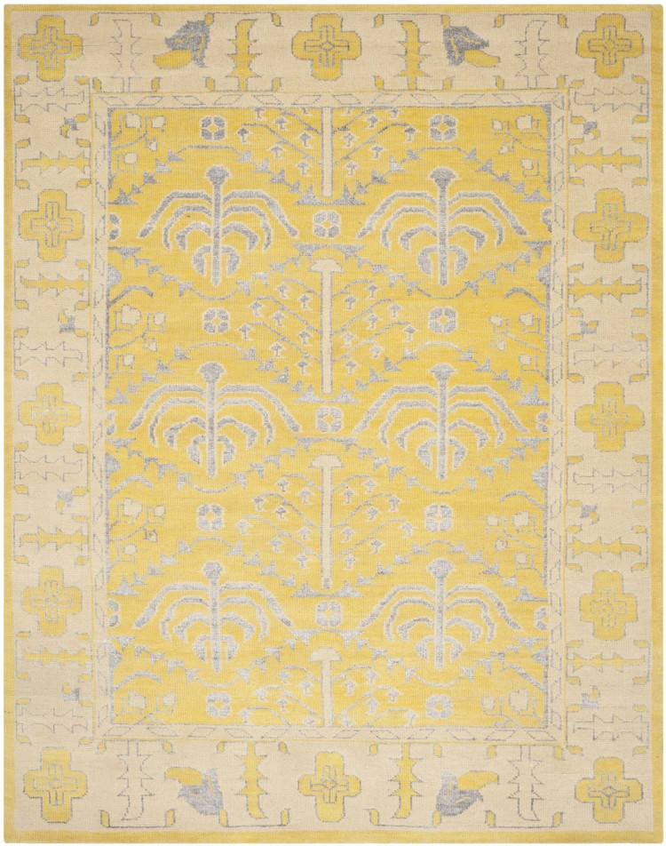 Safavieh Stonewash Yellow Rug